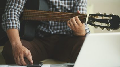 guitar playing apps