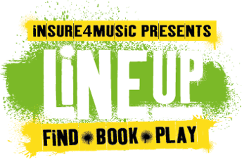 Insure4Music presents Line Up
