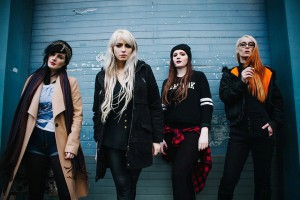 the courtesans on crowdfunding for bands and musicians